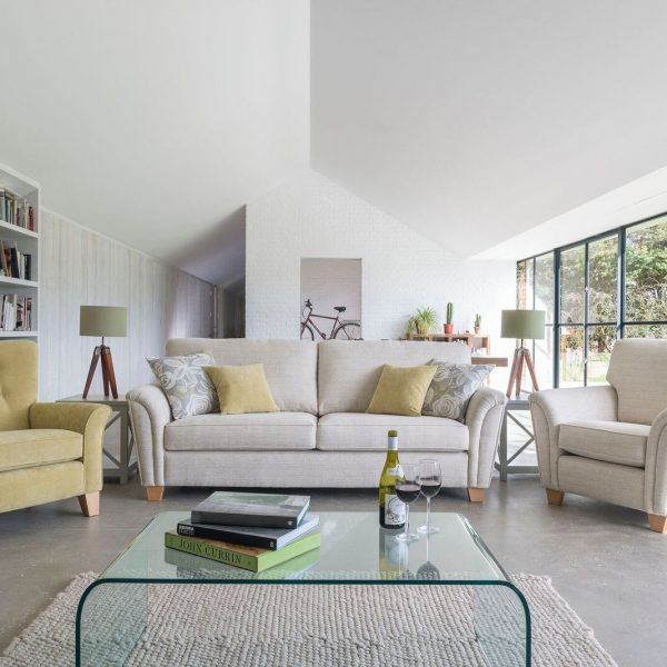 Alston Barcelona sofa range