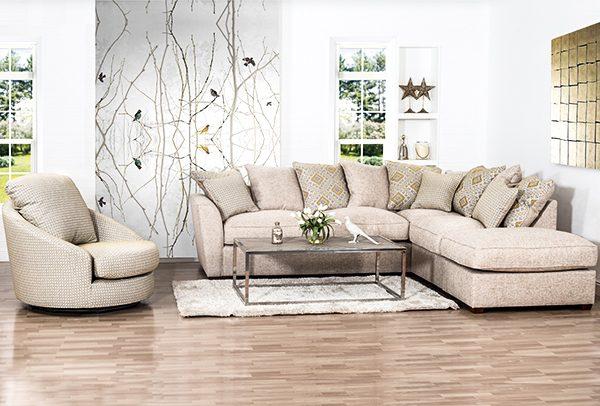 corner sofas in swadlincote