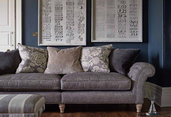 For sofas shops in Burton on Trent Coytes is the place to go. This is fine example of our Keaton fabric sofa.