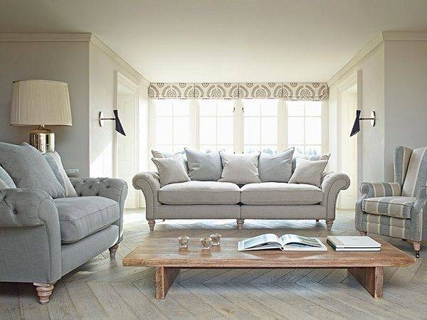 Keaton 3 seater & 2 seater sofa suite at our Burton on Trent Furniture shop