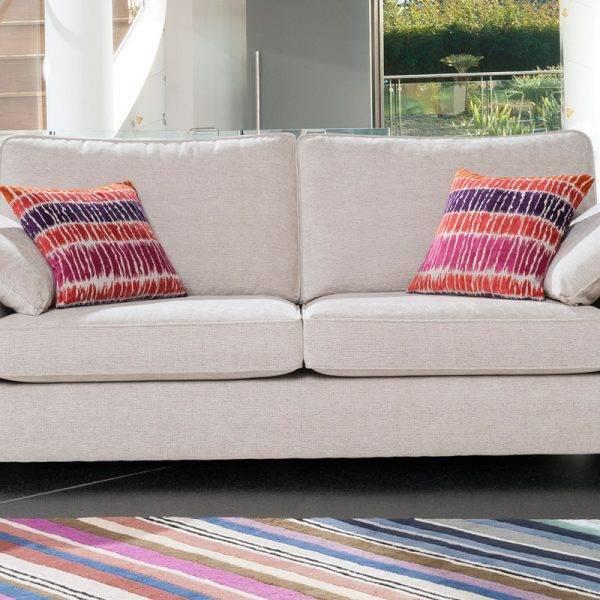 2 seater Camden fabric Sofas in Burton on Trent
