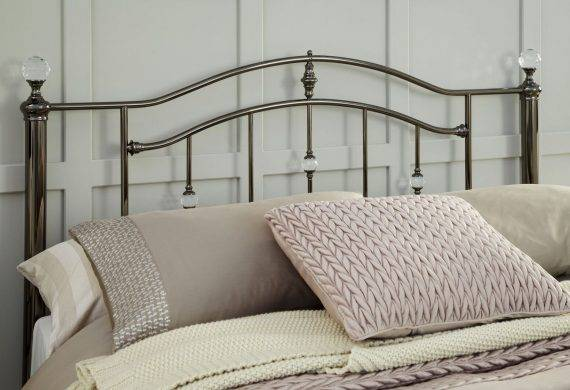 the Ashley metal bedstead / bedframe available at out burton on trentthe Ashley metal bedstead / bedframe available at out burton on trent bedroom shop / showroom bedroom shop / showroom