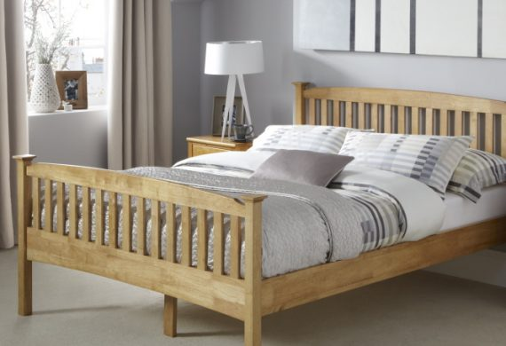 Eleanor bedframe