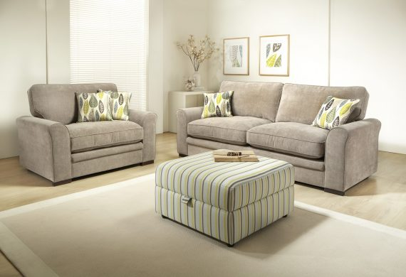 Elise 4 2 Corner Suite at our Burton on Trent sofa shop